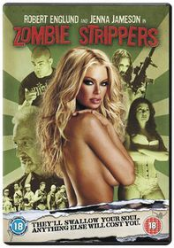Zombie Strippers - (Import DVD)