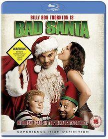 Bad Santa - (Import Blu-ray Disc)