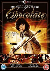 Chocolate - (Region A Import Blu-ray Disc)