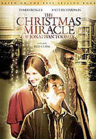 The Christmas Miracle of Jonathan Toomey - (Import DVD)