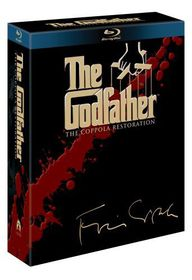 The Godfather Trilogy - (Import Blu-ray Disc)