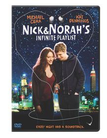 Nick & Norah's Infinite Playlist - (Region 1 Import DVD)