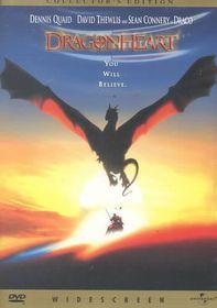 Dragonheart - (Region 1 Import DVD)