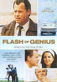 Flash of Genius - (Region 1 Import DVD)