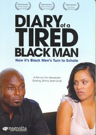 Diary of a Tired Black Man - (Region 1 Import DVD)