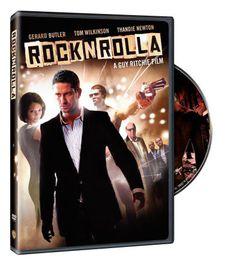 RocknRolla - (Region 1 Import DVD)