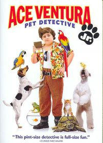 Ace Ventura Jr Pet Detective - (Region 1 Import DVD)