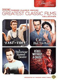 Greatest Classic Films:Romantic Drama - (Region 1 Import DVD)