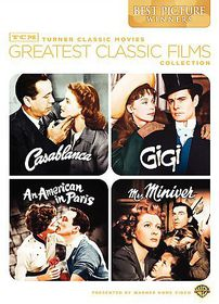 Tcm Greatest Classic Films:Best Pictu - (Region 1 Import DVD)