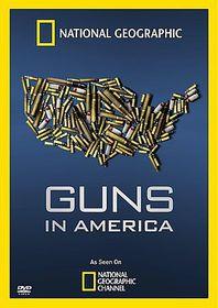 Guns in America - (Region 1 Import DVD)