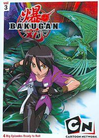 Bakugan Volume Three:Good Versus Evil - (Region 1 Import DVD)