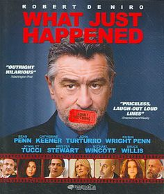 What Just Happened - (Region A Import Blu-ray Disc)