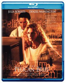 Pelican Brief - (Region A Import Blu-ray Disc)