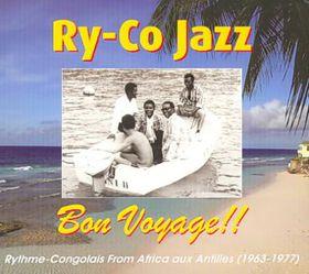 Ry-co Jazz - Bon Voyage (CD)
