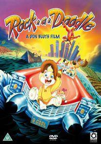 Rock A Doodle - (Import DVD)