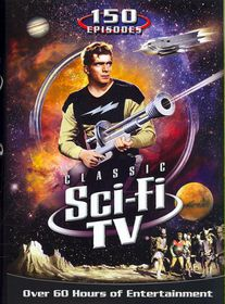 Classic Sci Fi TV:150 Episodes - (Region 1 Import DVD)