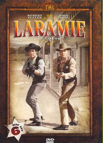 Laramie in Color Part One - (Region 1 Import DVD)