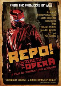 Repo the Genetic Opera - (Region 1 Import DVD)