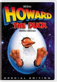 Howard the Duck (Special Edition) - (Region 1 Import DVD)