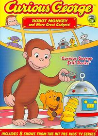 Curious George:Robot Monkey and More - (Region 1 Import DVD)
