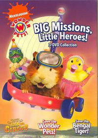Wonder Pets:Big Missions Little Heroe - (Region 1 Import DVD)