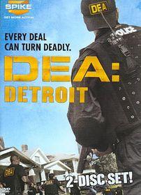 Dea:Detroit - (Region 1 Import DVD)