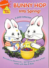 Max & Ruby:Bunny Hop into Spring - (Region 1 Import DVD)