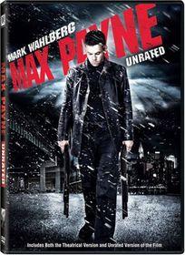 Max Payne - (Region 1 Import DVD)