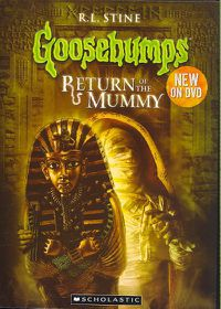 Goosebumps:Return of the Mummy - (Region 1 Import DVD)
