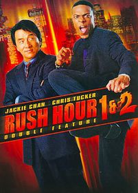 Rush Hour/Rush Hour 2 - (Region 1 Import DVD)