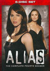 Alias:Complete Fourth Season - (Region 1 Import DVD)