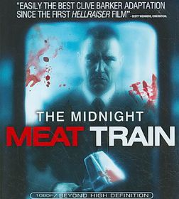 Midnight Meat Train - (Region A Import Blu-ray Disc)