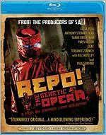 Repo the Genetic Opera - (Region A Import Blu-ray Disc)