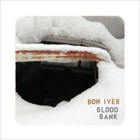 Bon Iver - Blood Bank (CD)