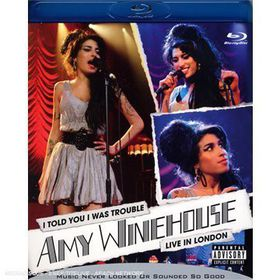 Amy Winehouse: I Told You I Was Trouble - Live in London - (Import Blu-ray Disc)