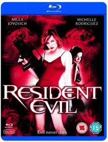 Resident Evil - (Import Blu-ray Disc)