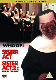 Sister Act/Sister Act 2 - Back in the Habit - (Import DVD)