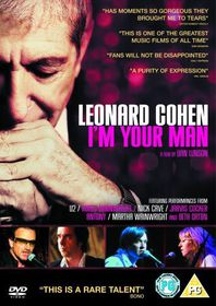 Leonard Cohen - I'm Your Man - (Import DVD)