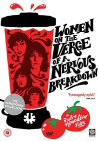 Women on the Verge of a Nervous Breakdown - (Import DVD)