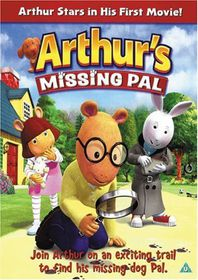 Arthur's Missing Pal - (Import DVD)