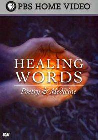 Healing Words:Poetry & Medicine - (Region 1 Import DVD)