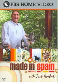Made in Spain:Season 2 - (Region 1 Import DVD)