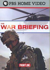 Frontline:War Briefing - (Region 1 Import DVD)