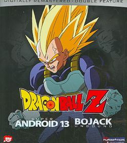 Dragon Ball Z:Android Assault/Bojack - (Region A Import Blu-ray Disc)