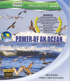 Equator 1:Power of an Ocean - (Region A Import Blu-ray Disc)