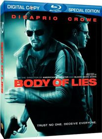 Body of Lies - (Region A Import Blu-ray Disc)