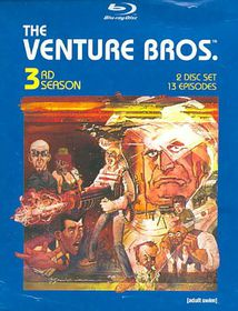 Venture Bros:Season Three - (Region A Import Blu-ray Disc)