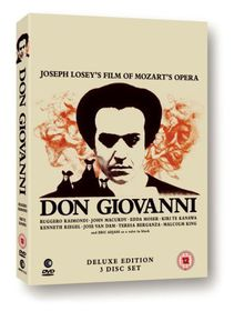 Don Giovanni: Paris Opera (Joseph Losey) (Box Set) - (Import DVD)