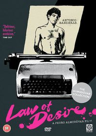Law of Desire - (Import DVD)