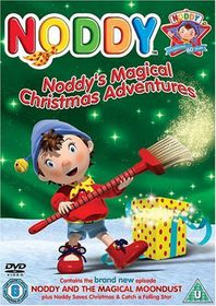 Noddy: Noddy's Magical Christmas Adventures - (Import DVD)